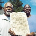 Historic slave cemetery artifacts returned to James City