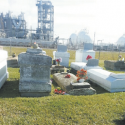 African-American descendants sue to save Revilletown cemetery